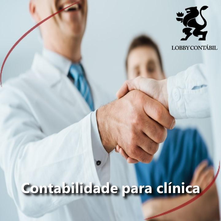 Contabilidade para clinicas medicas