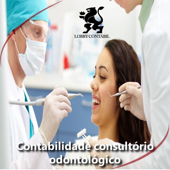 Contabilidade consultorio odontologico