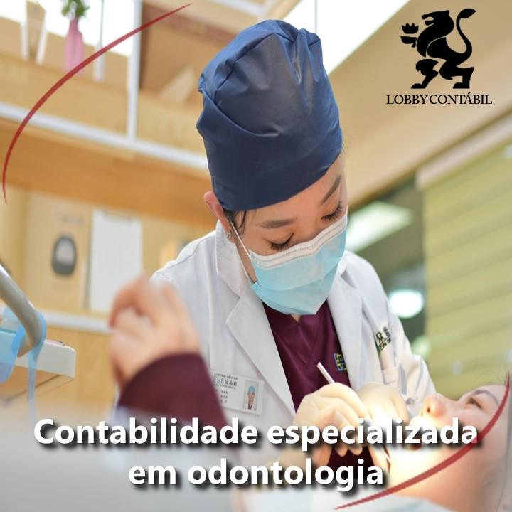 Contabilidade especializada em odontologia
