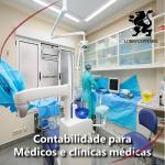 Contabilidade para médicos e clinicas médicas
