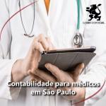 Contabilidade para médicos sp